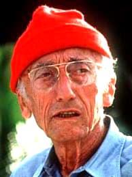 Capt. J. Y. Cousteau