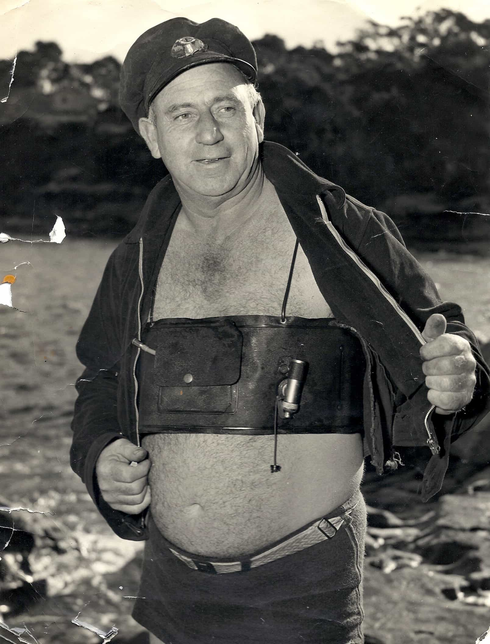 St Charles Boat And Motor >> Historical Diving Society | Richard (Dick) Charles