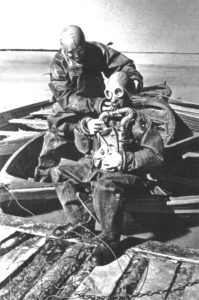 Female Divers in Stalingrad