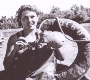 Female Russian Light Diver Stalingrad