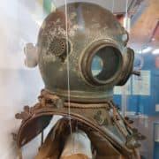 Jervis Bay Maritime Museum Siebe Gorman Pearler